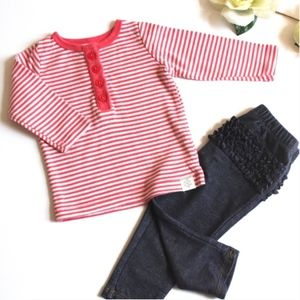 Carters - Old Navy | Toddler 6-12M Outfit